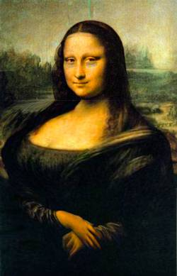 mona lisa big'ns