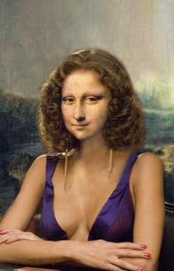 Mona Lisa Bionda