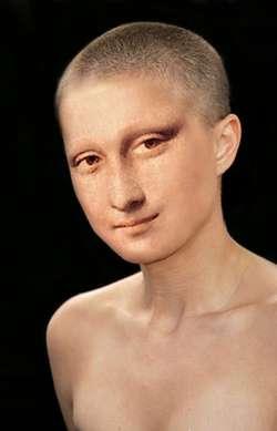 Mona Lisa Bold
