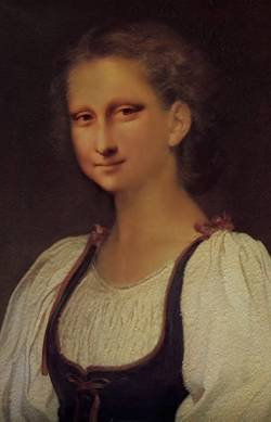 Mona Lisa by Leighton