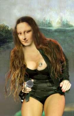 Mona Lisa Cantante