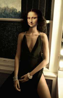 Mona Lisa Casual
