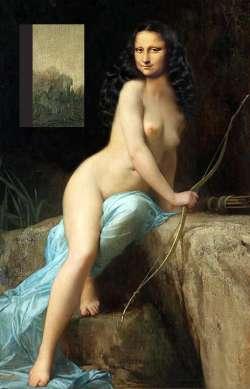 Mona Lisa Diana