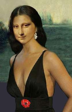 Mona Lisa Elegante