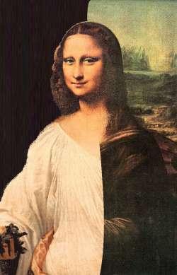 Mona lisa ffff