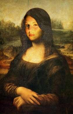 Mona Lisa Gafa