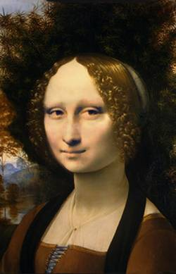 Mona Lisa Ginevra