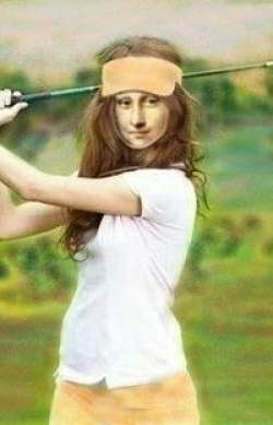 Mona Lisa Golf Pro