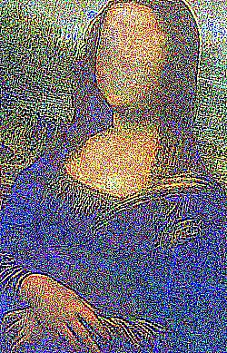 Mona Lisa Grain