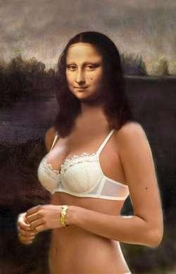 Mona Lisa Intima