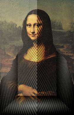 Mona Lisa locita