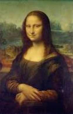 Mona Lisa-Louvre