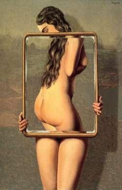 Mona Lisa Magritte 2