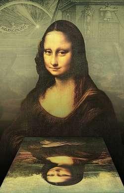 Mona Lisa melanholija