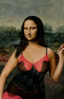 Mona Lisa Négligé