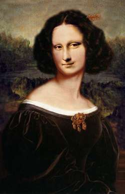 Mona Lisa Nanette