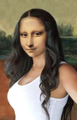 Mona Lisa New Generation