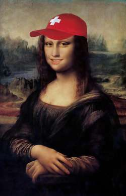 Mona Lisa New Smile