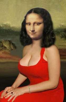 Mona Lisa New Style