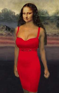 Mona Lisa oh-là-là !