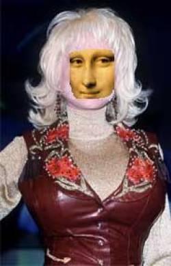 Mona Lisa Parton
