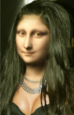 Mona Lisa Portrait 2007