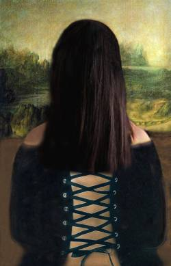 Mona Lisa Rear View