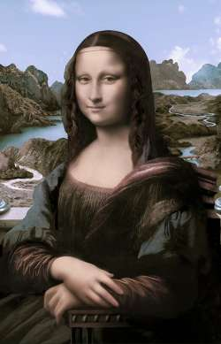 Mona Lisa refresh