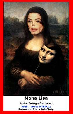 mona lisa revisited? (years ago!}