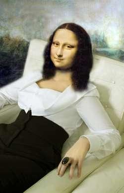 Mona Lisa Riposata