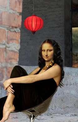 Mona Lisa Rustic
