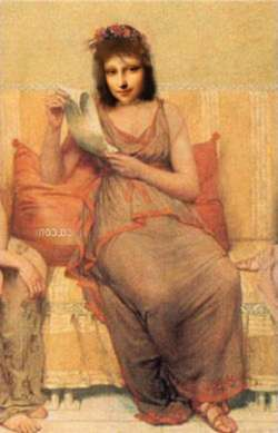 Mona Lisa's Invitation