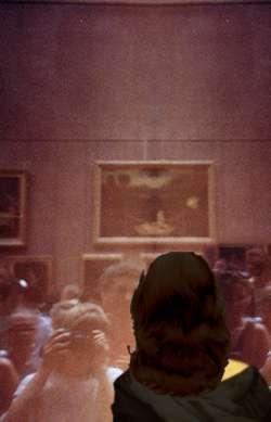 Mona Lisa's Perspective