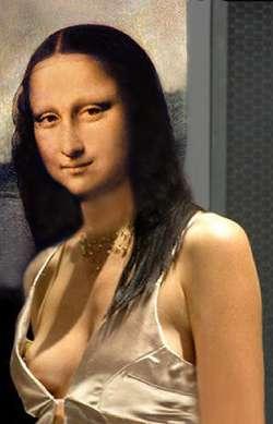Mona Lisa Seduttrice