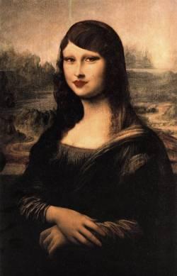 Mona Lisa s**t