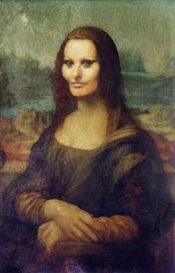 Mona Lisa Spooky