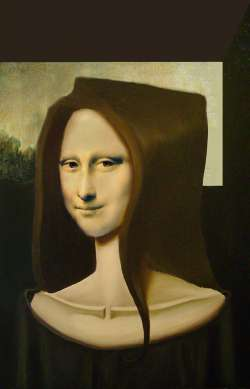 Mona Lisa Surrealista