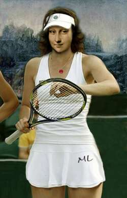 Mona Lisa Tennista
