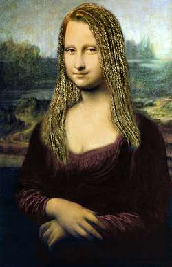 Mona Lisa Trensita