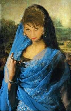 Mona Lisa Unveiling