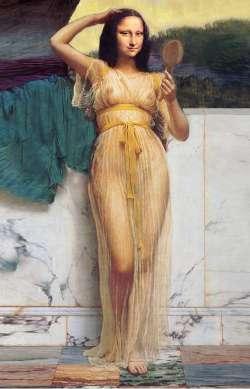 Mona Lisa Vanitosa