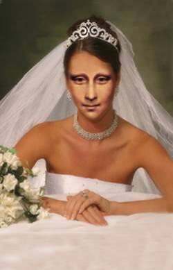 Mona Lisa Wedding