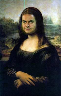 Mona Lisa Zapatero