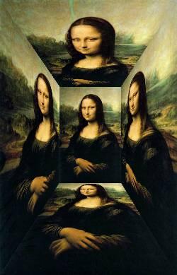 Mona Lisa³