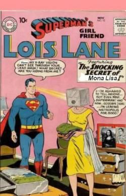 Mona Lois' secret