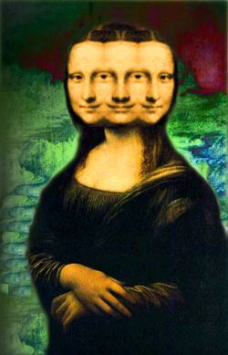 mona looks around 1