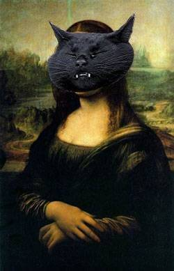 Mona Lucky Kitty