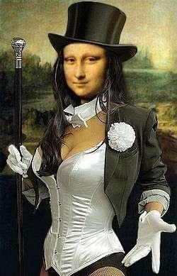 Mona Magician