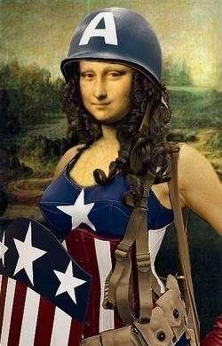 Mona Miss America