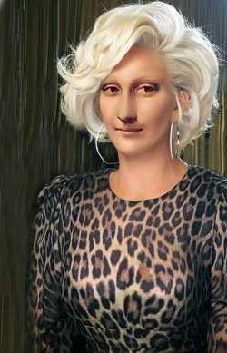 Mona Monroe Look